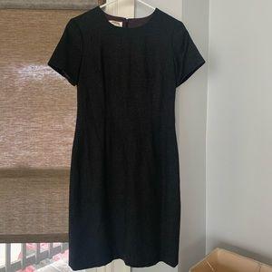 Talbots Wool Sheath Dress